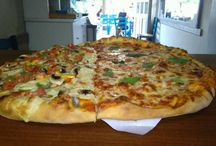 klissas pizza & burger room / food
