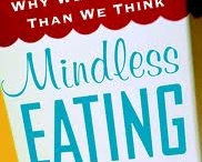 Books Worth Reading / Diet books abound but great books about your eating habits are few and far between. These are some of my favorites on habits, emotional eating, and mindless eating. The problems that bring us down!