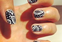 dope nails / My style in the nail section of life