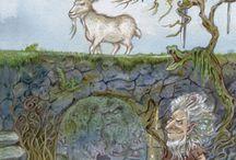 Billy Goats Gruff / by Gypsy Thornton