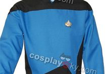 Cosplay: Dr. Beverly Crusher (ST: TNG)