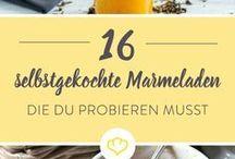 Rezepte Marmelade