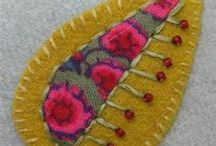 Sewing Small Applique & Embroidery / by JoJosArtsiticDesign