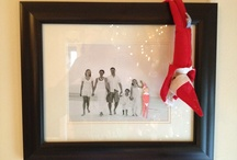 Elf on the Shelf Shenanigans / by Lauren {Love a Rhino}