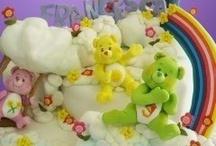 cakes...