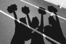 The schools cute cheerleader