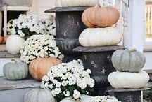 Fall Decor marrital home