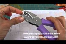 Tutorial de plantillas de patchwork