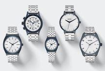 O N  T I M E / Des montres, des montres et encore des montres