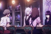 Death Parade / Tapety, screeny i grafiki z Death Parade. / Wallpapers, screenshots and graphics from Death Parade.