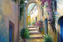 Paintings / by Raniaabu Alsoud