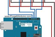 Arduino Internet shield