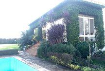 Manuel Granda / Mi casa de campo, jardín, huerto, frutales