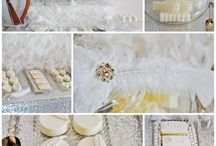 angel party / Angel theme party ideas