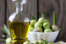 OLIO di olive