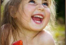 Laughter Joy Happiness / Being Joyful is our natural state of being. Why is it children so freely exhibit this emotion? Joy is contagious so let's all spread it and pin with it! I wish you Joy!  / by Christine Baldigara