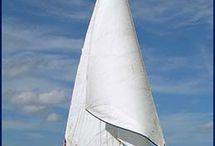Sailboat Rigging and Sails