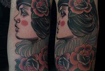 Justin Acca Tattoo / tattoo work