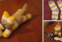 hracky z ponožiek