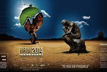 Actividades de la Bienal 2014
