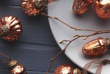 Kerstballen en andere kerstdecoraties