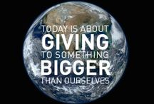 #GivingTuesday 2014 / The third annual #GivingTuesday, a day dedicated to giving back during the season of giving. This year's #GivingTuesday is December 2. Give back to the Good Samaritan Society!