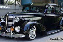 Exterior sun visor for classic cars
