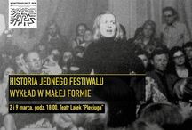 Teatr Małych Form / historia jednego festiwalu