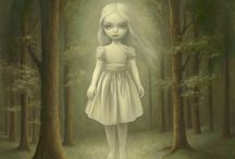 Mark Ryden-Paintings