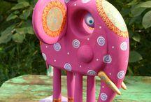 розовый цирк