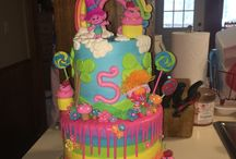 Popy cake