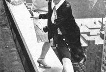 Fotos vintage bailando