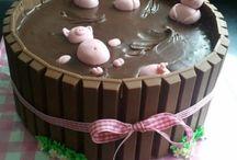 Cakes, tarts, desserts