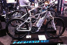 Haibike Xduro Electric Mountain Bikes / by Electric Bike Report