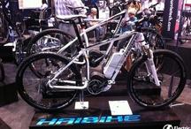 Haibike Xduro Electric Mountain Bikes / by Electric Bike Report