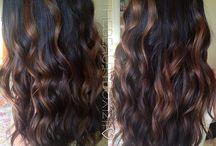 Hair / Hair styles and colours