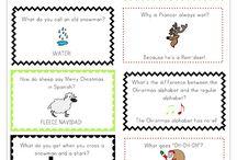 December ideas / by Jenna Austin