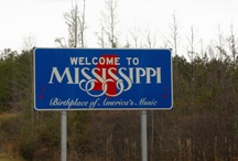 States - Mississippi / by Dottie Cordwell