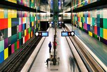 subways / by Mindaugas Bradauskas