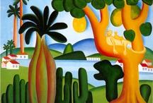 """Brasil """"Arte"""" / """"A arte é a mentira que nos permite conhecer a verdade."""" (Pablo Picasso) / by Nelson"""