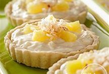 Taste of the tropics / Enjoy a sweet escape to the tropics with these tasty treats! / by Pillsbury Baking