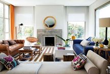 Daybeds in Living Rooms