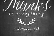 Biblical Encouragement