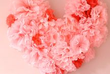 St. Valentine / hearts, flowers and chocolate, poetry, lace and loverlies!