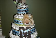 diaper cakes