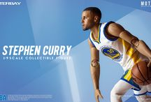 1/9 Scale Stephen Curry / 1:9 Motion Master Pieces Stephen Curry by ENTERBAY Official which invites you to experience the innovation of our officially licenced NBA & movie collectible figurines.