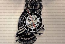 Baykuş saat
