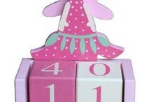 Ellie Carlisle Gifts - Little Girls Gifts and Bedroom Accessories / Gift Ideas for Little Girls at great online prices