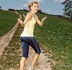 Løping/trening / Helse, livsstil, Sentrumsløpet, jogging, intervall