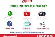 Digital Yoga